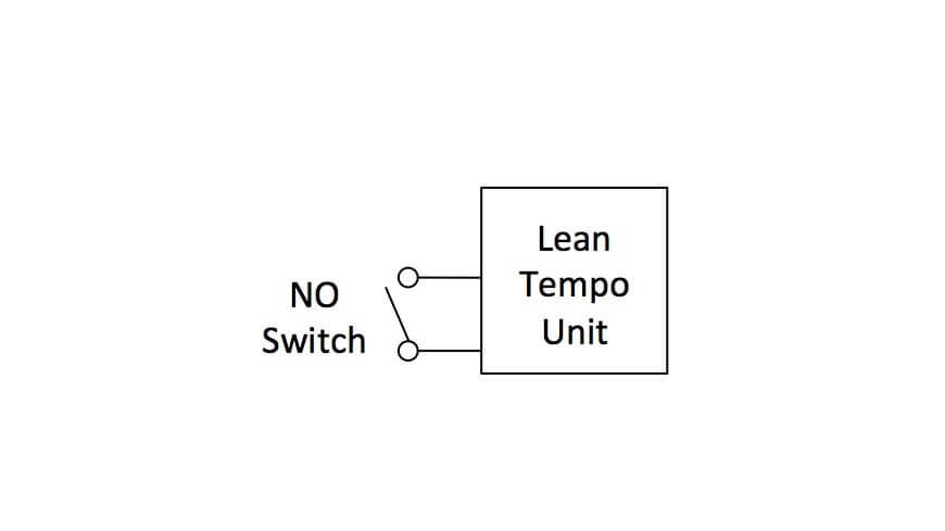 Normally Open Switch Wiring Digram