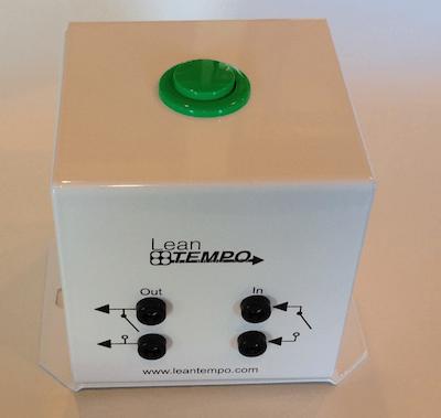 Lean Tempo's Extension button